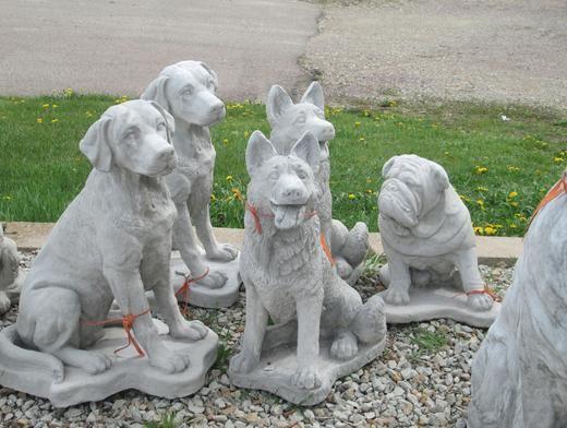 17 Best Concrete Garden Animals Images On Pinterest Concrete Garden Garden Animals And Babies
