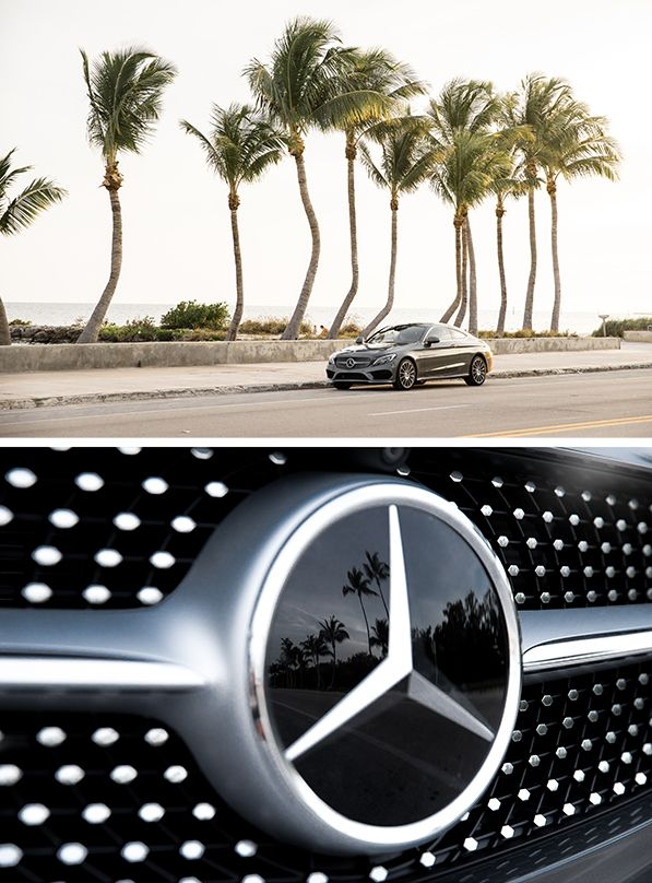 Emotion meets clear design: The Mercedes-Benz C-Class Coupe photographed by Steven Sampang #MBphotopass