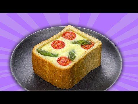 Pizza Fondue im Brot – das perfekte Rezept für das nächste Abendessen.