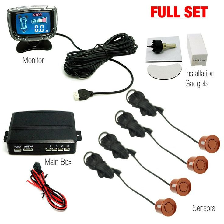 Discount! US $31.34  LCD Display  Buzzer Reverse Radar with 4 Sensors Monitor Alert Alarm System BIBI Car Parking Sensor Kit Reversing Backup Radar  #Display #Buzzer #Reverse #Radar #Sensors #Monitor #Alert #Alarm #System #BIBI #Parking #Sensor #Reversing #Backup  #BestBuy