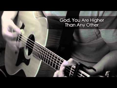 Our God - Jason Waller (Acoustic Cover)  God You are higher than any other.. :)