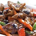 Een heerlijk recept: Noedels met rundvlees in zwarte pepersaus
