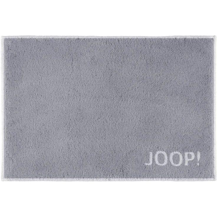 Szary dywanik łazienkowy JOOP! CLASSIC - NieMaJakwDomu