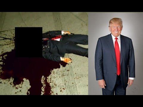 Donald Trump BEHEADED in Satanic ritual (R$E)