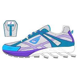 Multi Smart Running #Shoes