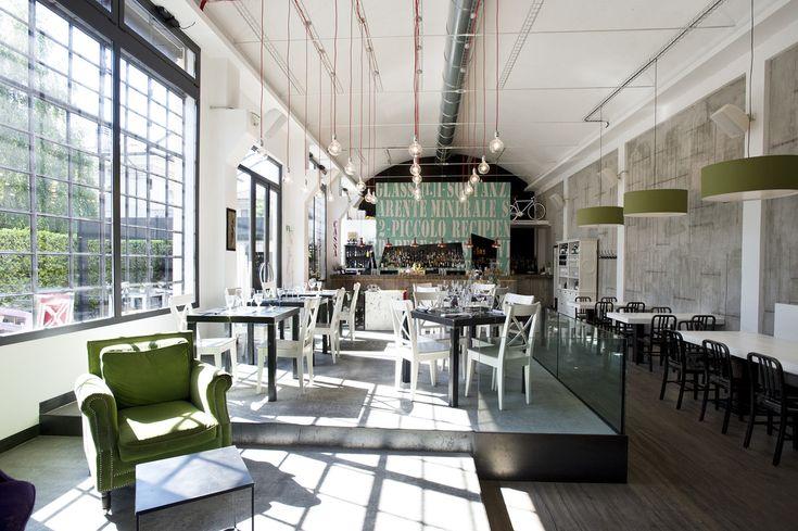 17 migliori idee su ristorante industriale su pinterest - Specchio stile industriale ...