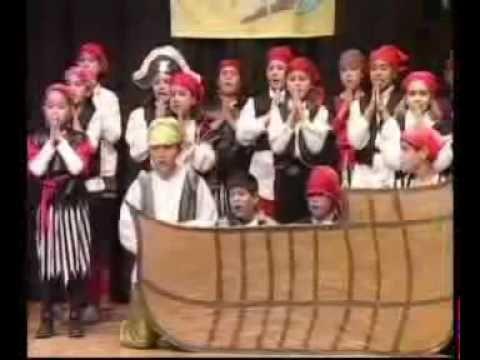 Preparación de Villancicos – 1º – Canción del Pirata | Aula de música CEIP Luis Costa