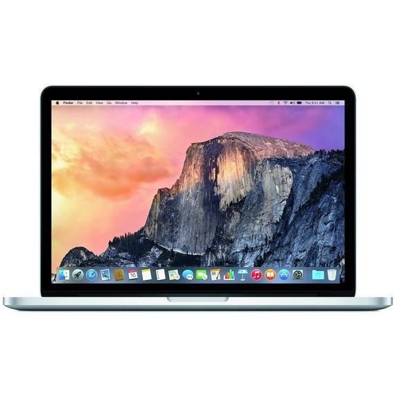 "Apple 13.3"" MacBook Pro Laptop Computer with Retina Display, Intel Core i5 CPU, 8GB RAM, and 128GB SSD"