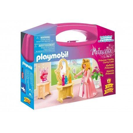 Witajcie, Playmobil nas zasypał:)   Nowiuteńki Zestaw Playmobil 5650 - Toaletka Księżniczki dla Dzieci od lat 4.  Zamknięty w wygodnej przenośnej walizce, zawsze gotowy do zabrania ze sobą:)  Co kryje się w 31 Elementowym zestawie?   Sprawdźcie sami:)  http://www.niczchin.pl/klocki-playmobil/3308-playmobil-5650-przenosna-walizka-toaletka-ksiezniczki.html  #zabawkiplaymobil #toaletkaksiężniczki #niczchin #kraków