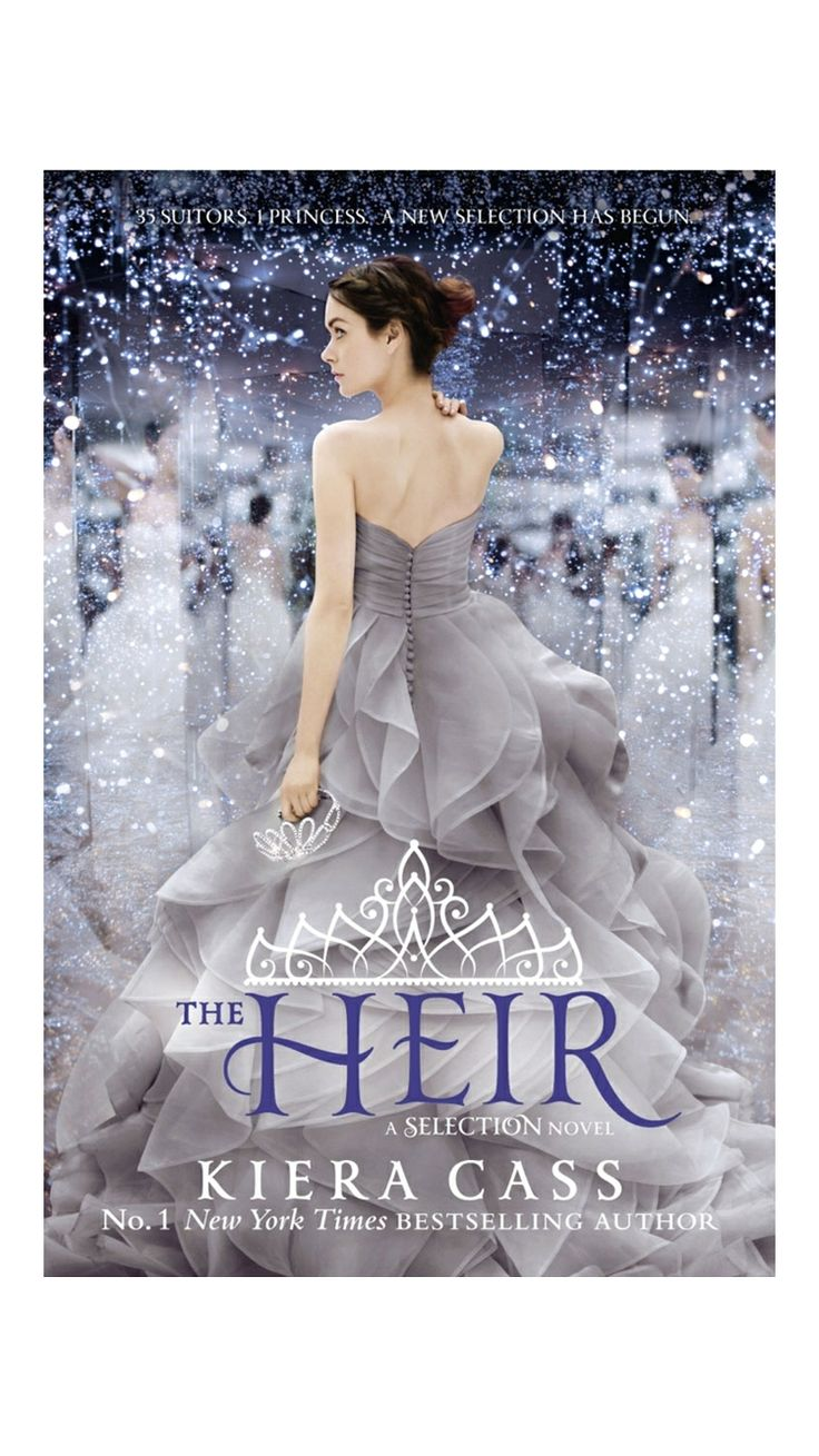 The Selection - The Heir❤️