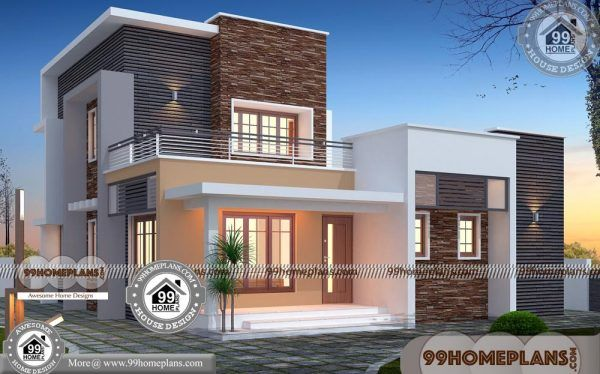 Best House Designs Indian Style 60 Two Storey Home Plans Collections Cool House Designs Small House Design Indian Home Design