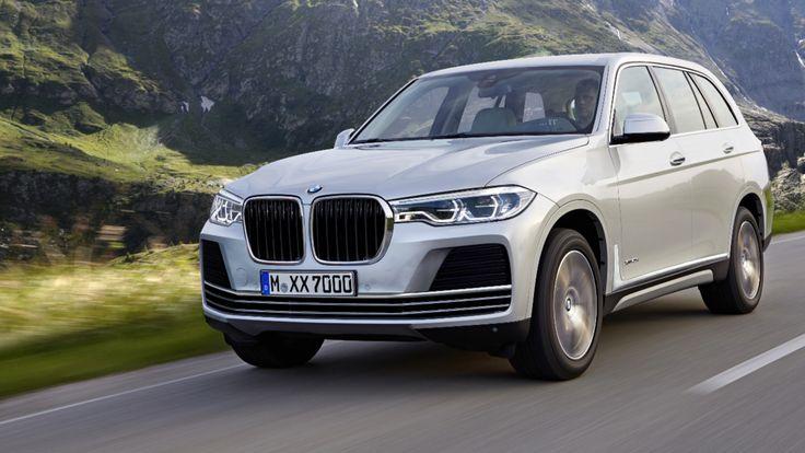 Mega-SUV X7 - Diesen BMW gibt es nur in XXXXXXXL