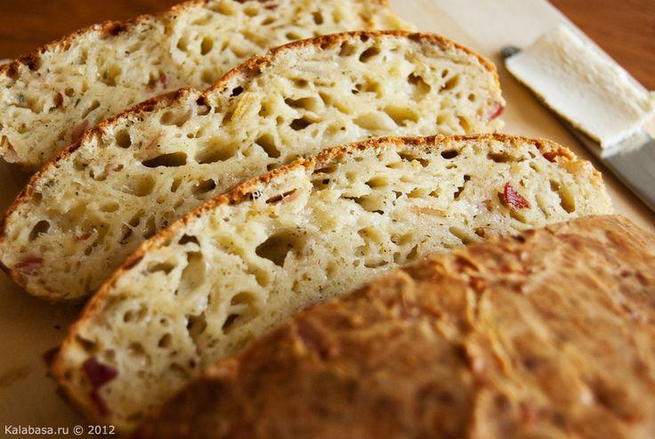 Наши авторы. Португальский сырный хлеб