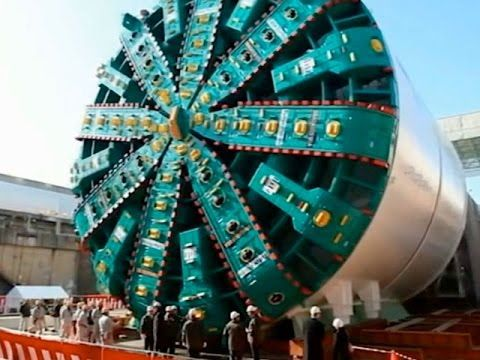 Engineering Disasters: A Look at a Tunnel Boring Machine