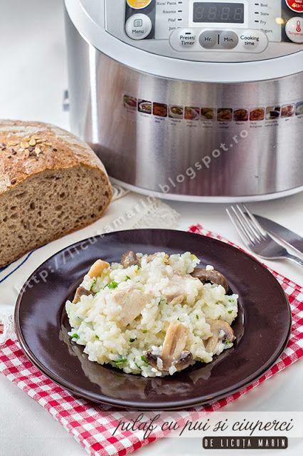 Din bucătăria mea: Retete usor de preparat cu Philips Multicooker