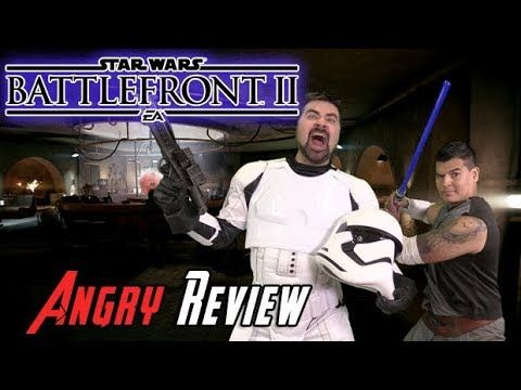 [Video]Star Wars: Battlefront II Angry Review