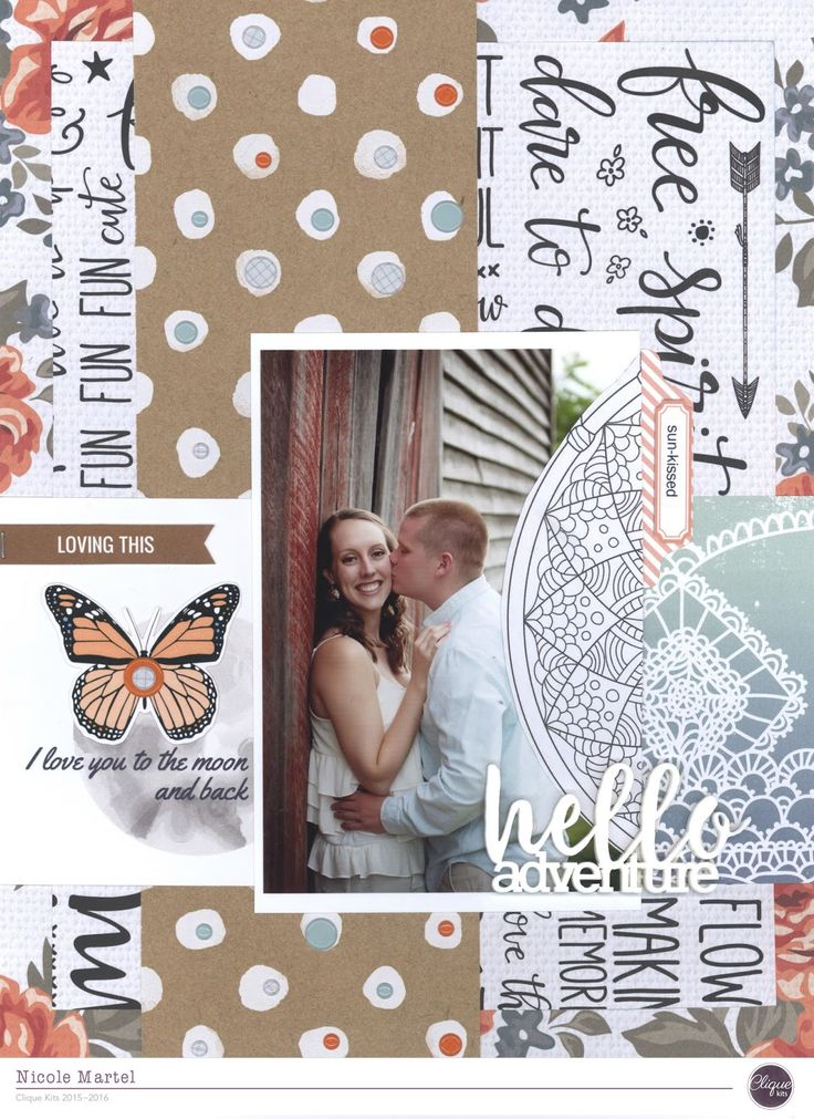 "Hi everybody. It's Nicole here, wishing you a fabulous Wednesday! Welcome to the September Pep Rally. This month, we hope to inspire you with the ""Moon Child"" kit. This kit has lots of…"