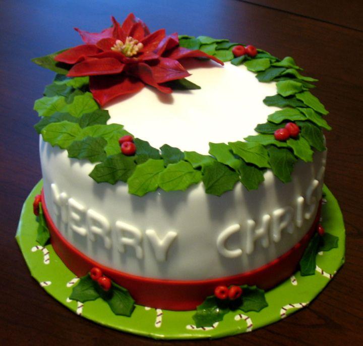 Christmas Cake 2010 | Flickr - Photo Sharing!