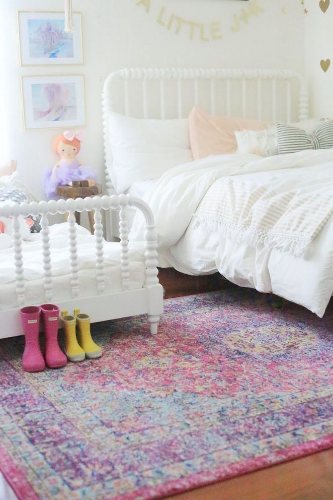 38 The Fundamentals Of Persian Rug Bedroom You Will Be Able To Learn From Beginning Right Away Peca Shared Girls Bedroom Girls Bedroom Rug Shared Girls Room
