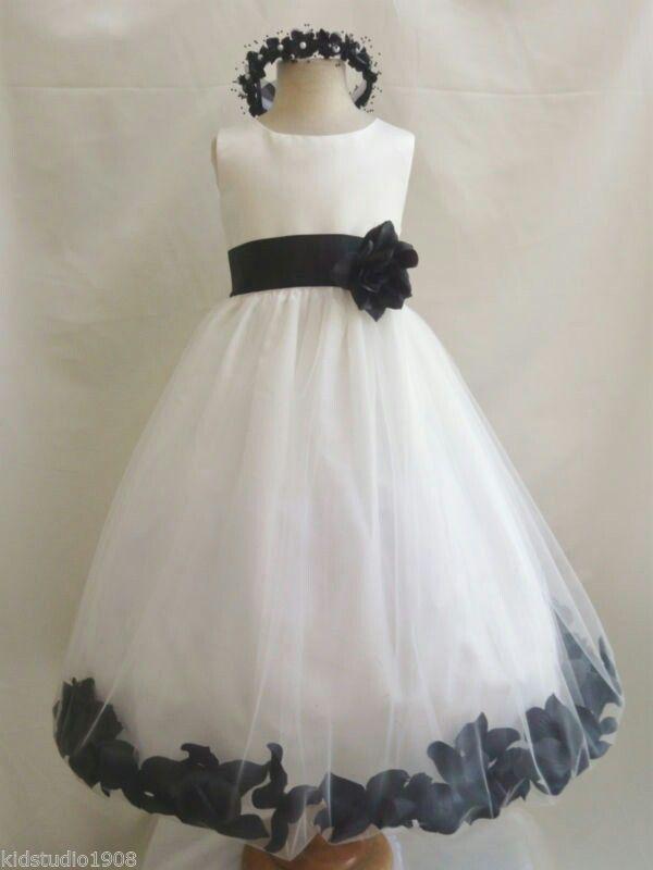 Vestido de niña de recuerdos!