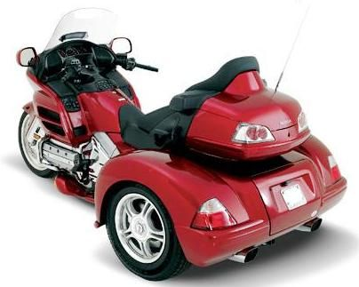 GoldWing GL1800 Champion Trike motorcycle