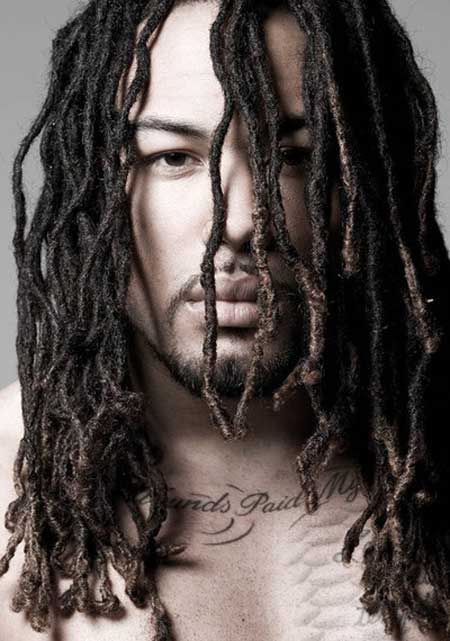 Miraculous 1000 Images About Men Loc Styles On Pinterest Updo Dreadlock Hairstyles For Men Maxibearus