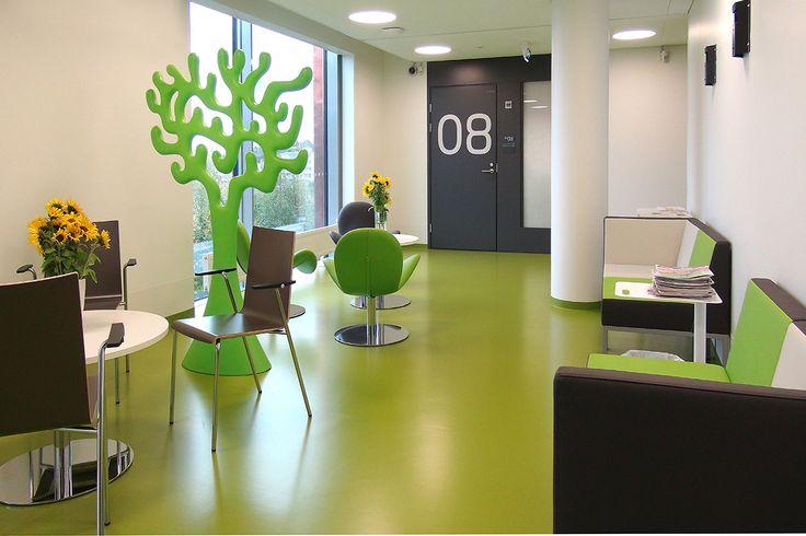 Pyynikki Health Center – Tampere, Finland / Kayar flooring https://www.pinterest.com/artigo_flooring/kayar/