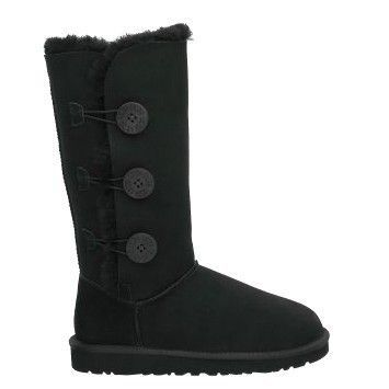 Ugg Bailey Button Triplet Boots 1873 Black sale. Would love a pair of these for Christmas!