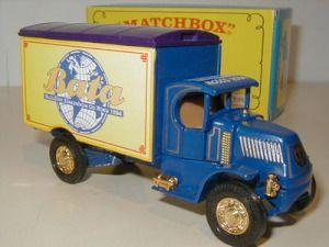 Collector Bata Matchbox Toy Car (2004)