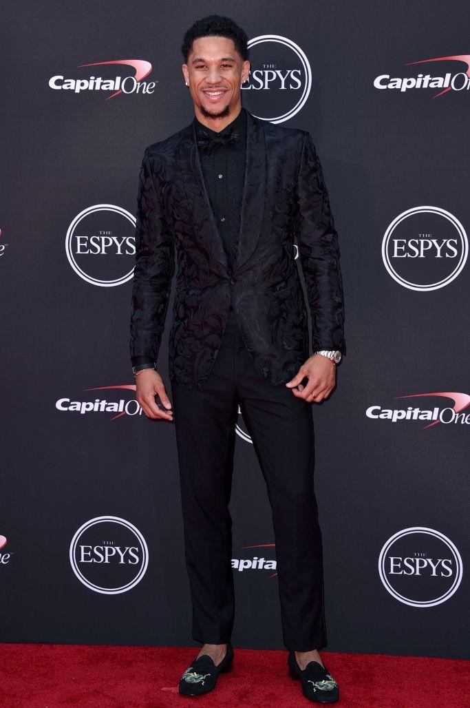 8ce2f9d5cdc ESPY Awards 2018 Red Carpet Celebrity Arrivals