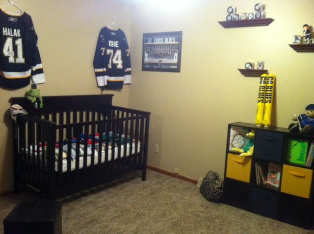 St. Louis Blues, Hockey Nursery