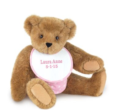 American Made Personalized Teddy Bears, Birthday Gifts, Get Well ...
