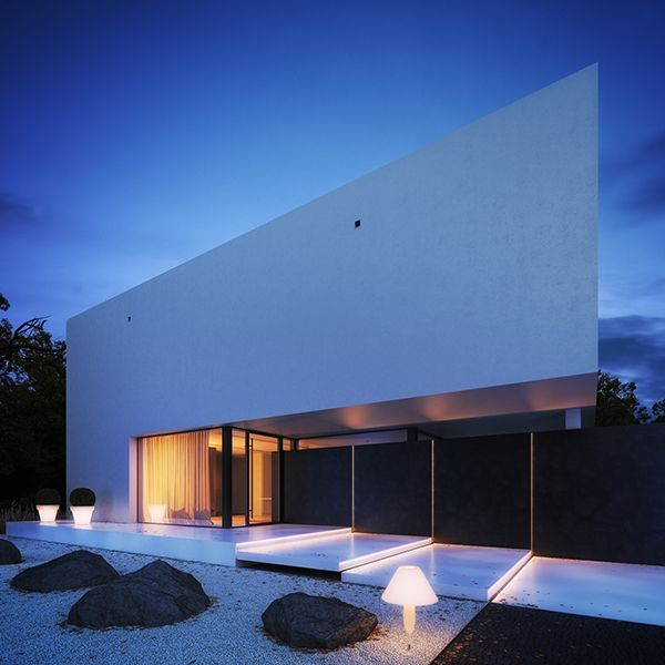 ARCHITECTURE_004_Storied house with garden_2012. on Behance