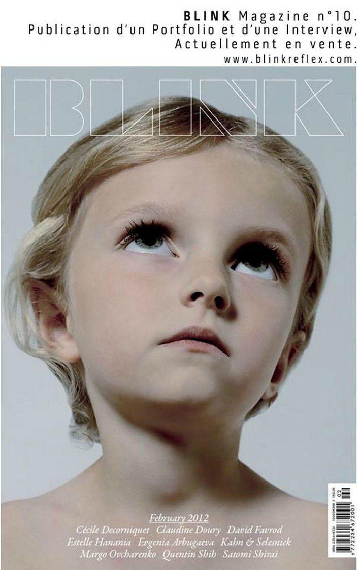 BACK COVER byCécile Decorniquet - BLINK MAGAZINE