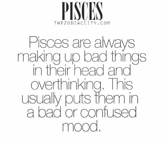 Always overthinking
