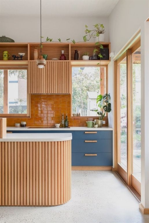 A Cramped Bungalow Is Reborn as an Eco-Minded Abode For Two