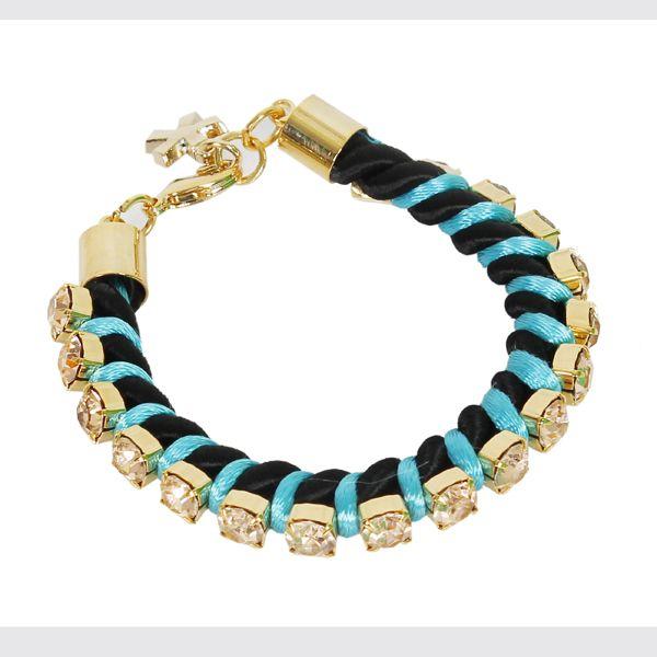 #whoswho #greenbird #abudhabi #abudhabistyle #abudhabifashion #dubai #dubaistyle #dubaifashion #marinamall #womenswear #casualwear #spring2014 #summer2014 #springsummer2014 #ss14 #accessories #bracelet #chunkybracelet #goldbracelet #turquoiseandgold #bejeweled #bejeweledbracelet