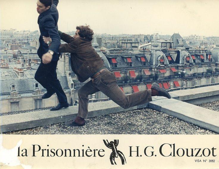 Bernard Fresson Laurent Terzieff LA Prisonniere 1968 Photo D'Exploitation N°10 | eBay