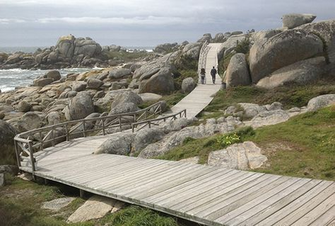 Paseo fotográfico por el litoral de Pedras Negras (O Grove) | Vivir Galicia