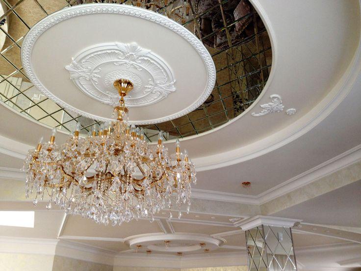 M s de 25 ideas incre bles sobre molduras de techo en - Molduras techo poliuretano ...