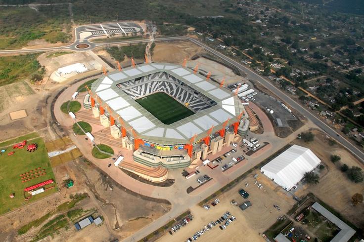 Mombela Stadium - Nelspruit