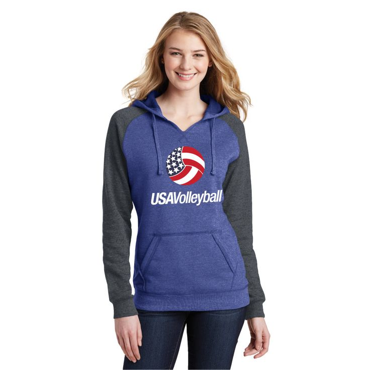 USA Volleyball Women's Hoodie | USA Volleyball Shop