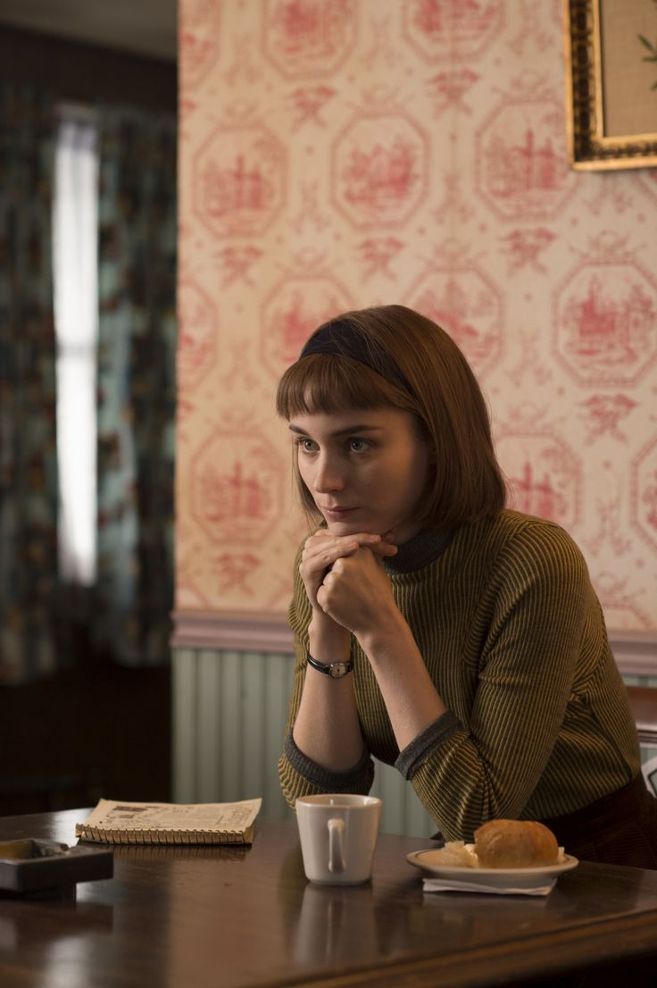 Rooney Mara in Todd Haynes's Carol. Follow @the8rmatt on Twitter and live-tweet the Oscars on February 28th!