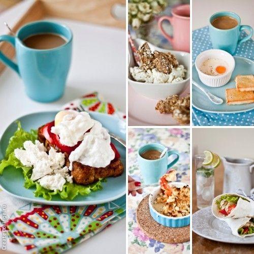 Про завтраки и много ссылок, где у меня их можно найти)