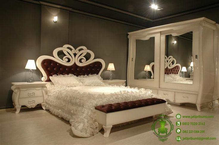 kamar set mewah marissa www.jatipribumi.com model terbaru