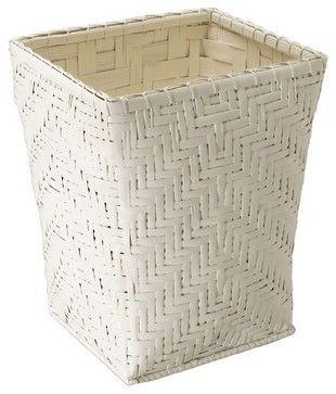 Waste Baskets Prepossessing Best 25 Contemporary Waste Baskets Ideas On Pinterest  1 Bedroom Inspiration
