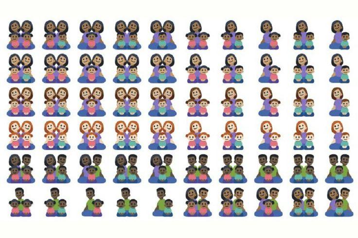 #Facebook introdurrà dei cambiamenti ai colori della pelle della #Family #Emoji!  Leggi tutto qui 👪