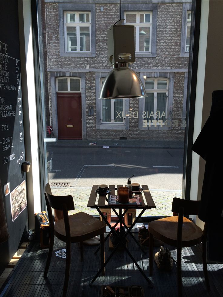 Le Marais Deux Maastricht - coffee and more!