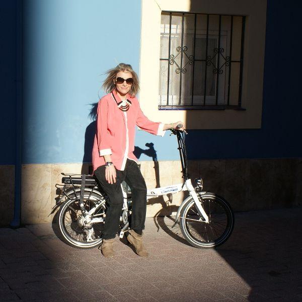 @Chimobi Ukoha Ukoha e-movement Folder, #bicicletaelectrica #biciplegable