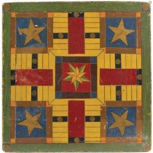 parcheesi -- good colors